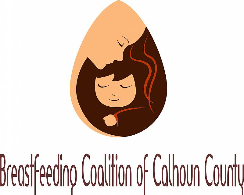 Breastfeeding Coalition of Calhoun County logo